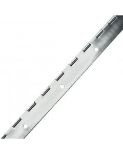 Dobradiça Piano em metal cromado Tagg TGD004C
