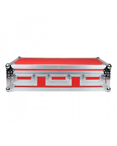 Case para DJ CDJ200 vermelho Tagg TGDJ508FRD