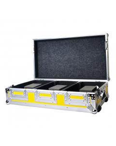 Case para DJ CDJ200 amarelo Tagg TGDJ508FYL