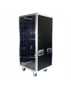 Case Periféricos 24U com porta de acrílico Tagg TGPF518F