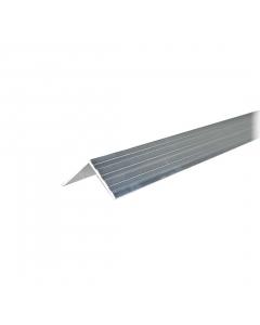 """Perfil de alumínio L 1""""  Barra de 1 metro Tagg TGPL004"""