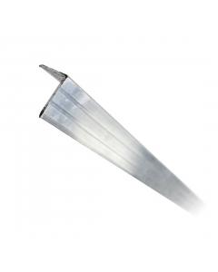 Perfil de aluminio L 25mm Tagg 3 barras de 1 metro TM0506